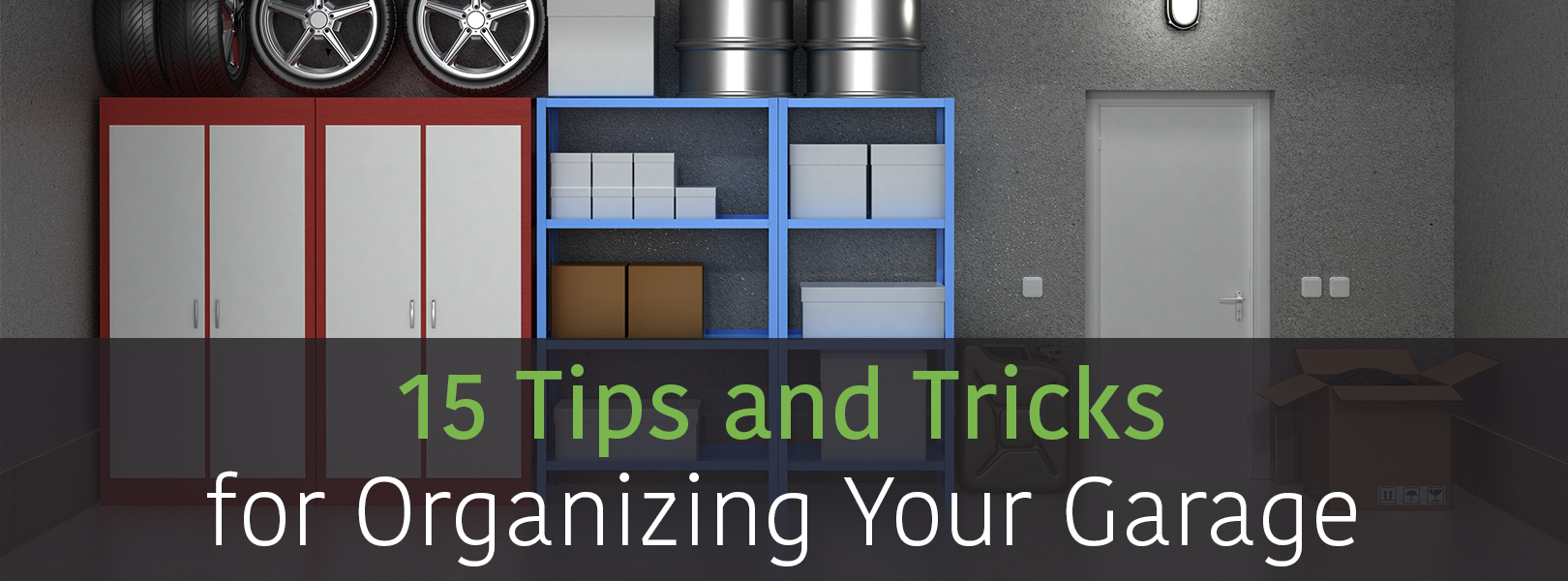 15 Tips And Tricks For Organizing Your Garage Exl Garage
